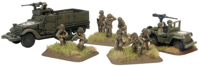Armored Rifle Company HQ