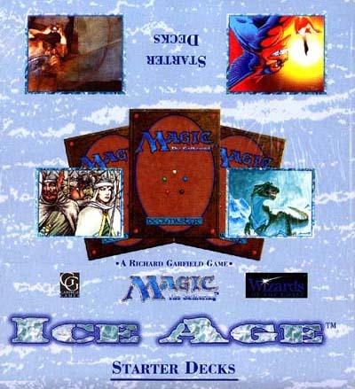 Ice Age Tournament Starter Deck Box