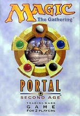 Portal 2 Two Player Tournament Starter Deck