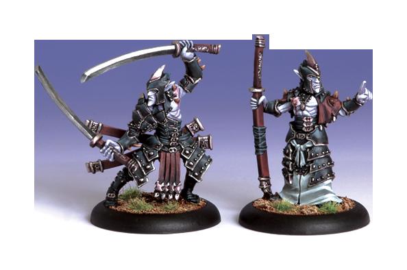 Blighted Swordsmen Abbot Champion