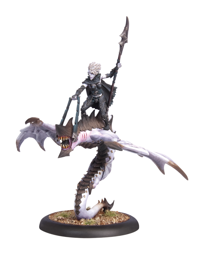 Blighted Nyss Sorceress Hellion