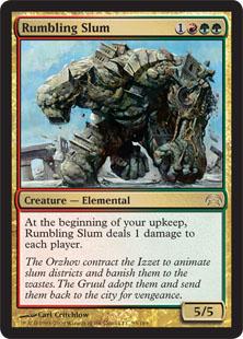 Rumbling Slum