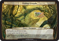 Feeding Grounds on Channel Fireball