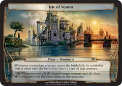 Isle of Vesuva on Channel Fireball