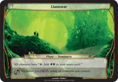 Llanowar on Channel Fireball