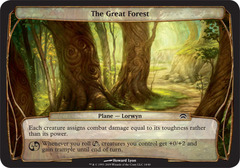 The Great Forest on Channel Fireball
