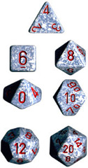 Air Speckled 7 Dice Set - CHX25300