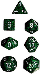 Recon Speckled 7 Dice Set - CHX25325