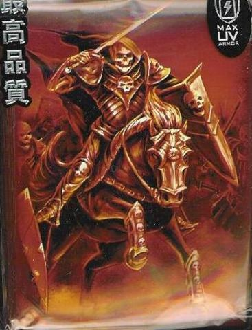 Max Protection Skeleton Knight Large Sleeves