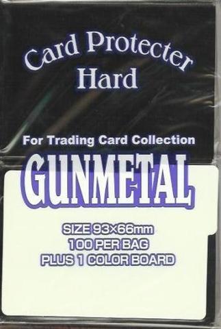 Yanoman Pack of 100 in Gun Metal