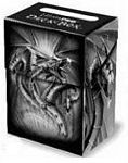 Deck Box Black Diamond Dragon