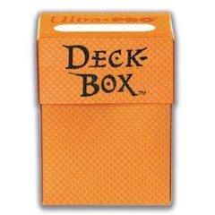 Deck Box Textured Aztec Sun