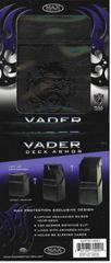 Max Armor Vader Deck Box WIth Dragon Logo  in Black Leather