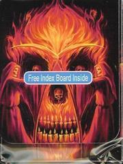 Max Protection Flaming Altar Deck Box