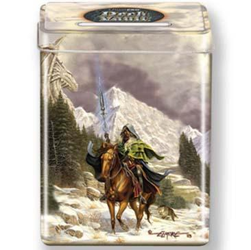 Horse Rider Deck Vault by Larry Elmore