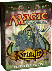 Lorwyn Elvish Predation Precon Theme Deck