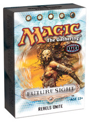 Future Sight Rebels Unite Precon Theme Deck