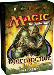 Morningtide Battalion Precon Theme Decks