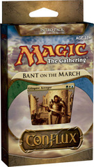 Conflux Intro Pack - Bant on the March