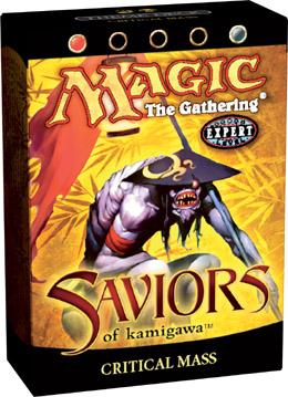 Saviors Critical Mass Precon Theme Deck