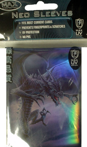 Swoop Ice Dragon **BRAND NEW** Max Protection Deck Box