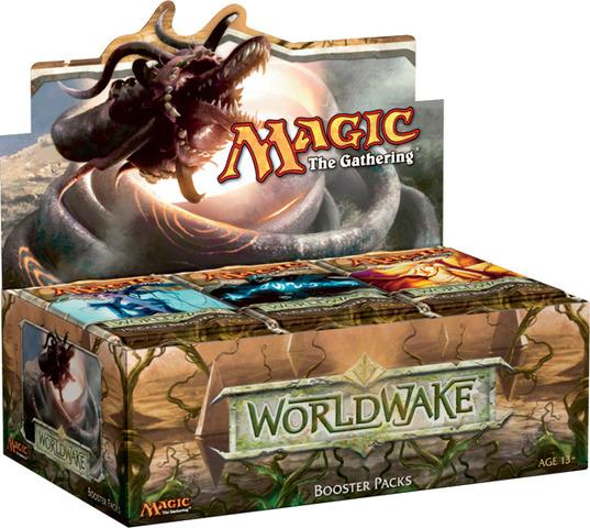 Worldwake Booster Box