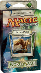MTG Worldwake Intro Pack: