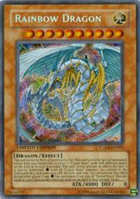 Rainbow Dragon - CT04-EN005 - Secret Rare - Limited Edition