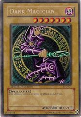 Dark Magician A - BPT-001 - Secret Rare - Limited Edition