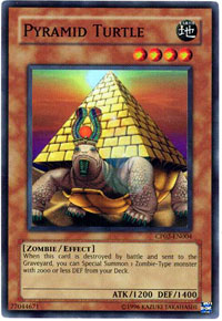 Pyramid Turtle - CP02-EN004 - Super Rare - Unlimited Edition