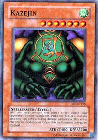 Kazejin - DB1-EN158 - Common - Unlimited Edition
