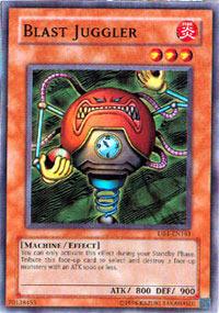 Blast Juggler - DB1-EN161 - Common - Unlimited Edition