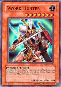 Sword Hunter - DB1-EN191 - Common - Unlimited Edition