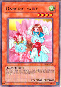 Dancing Fairy - DB1-EN236 - Common - Unlimited Edition