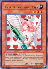 Injection Fairy Lily - DB2-EN171 - Ultra Rare - Unlimited Edition