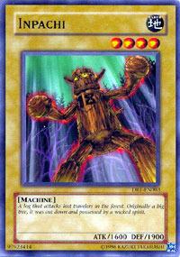 Inpachi - DR1-EN003 - Common - Unlimited Edition