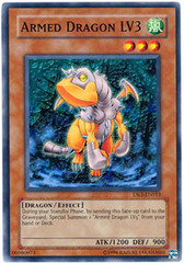 Armed Dragon LV3 - DR3-EN013 - Common - Unlimited Edition