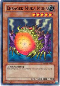 Enraged Muka Muka - DR3-EN031 - Common - Unlimited Edition