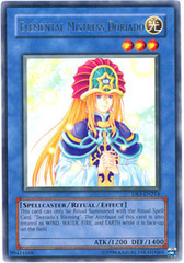 Elemental Mistress Doriado - DR3-EN214 - Rare - Unlimited Edition