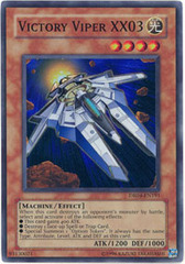 Victory Viper XX03 - DR04-EN191 - Super Rare - Unlimited Edition