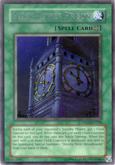 Clock Tower Prison - DR04-EN228 - Rare - Unlimited Edition on Channel Fireball