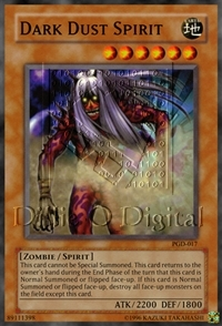 Dark Dust Spirit - HL07-EN003 - Parallel Rare - Promo Edition