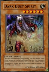 Dark Dust Spirit - HL07-EN003 - Parallel Rare - Promo Edition on Channel Fireball