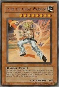 Tyler the Great Warrior - TYL-EN001 - Parallel Rare - Promo Edition