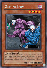 Gemini Imps - PP01-EN005 - Secret Rare - Unlimited Edition on Channel Fireball