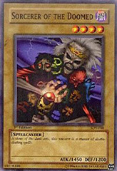 Sorcerer of the Doomed - SDY-038 - Common - 1st Edition