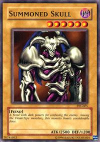 Summoned Skull - SYE-005 - Common - 1st Edition