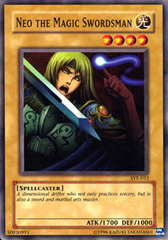 Neo the Magic Swordsman - SYE-012 - Common - 1st Edition