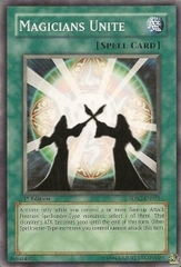 Magicians Unite - SDSC-EN021 - Common - 1st Edition