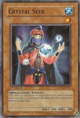 Crystal Seer - SDSC-EN017 - Common - 1st Edition